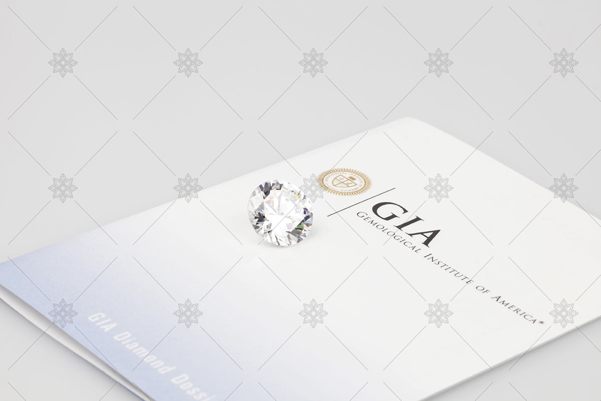 Gia Certificate and Diamond
