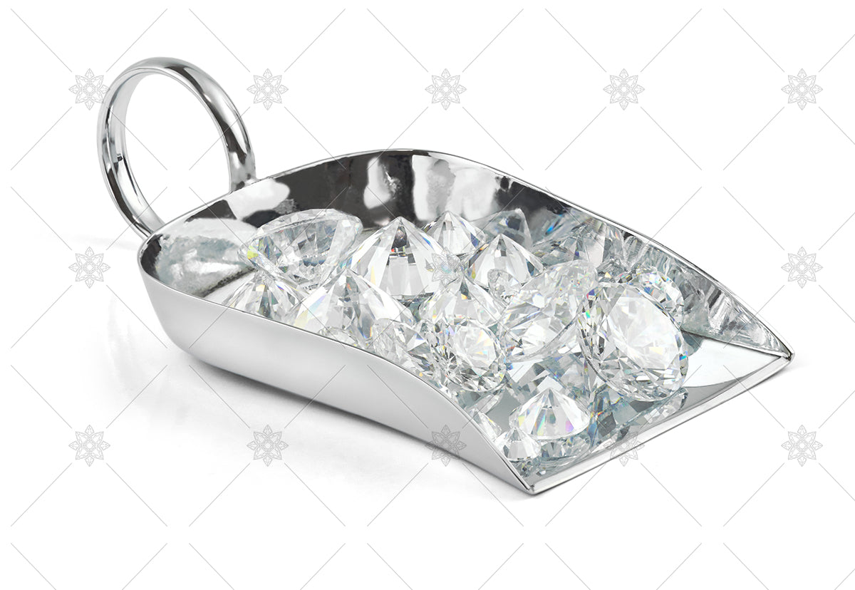 Jewellers Diamond Scoop