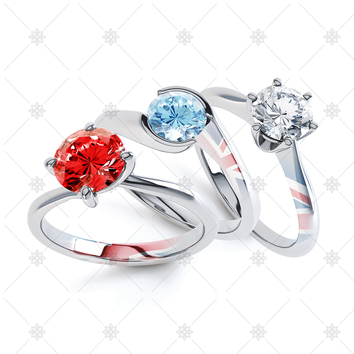 diamond jubilee rings