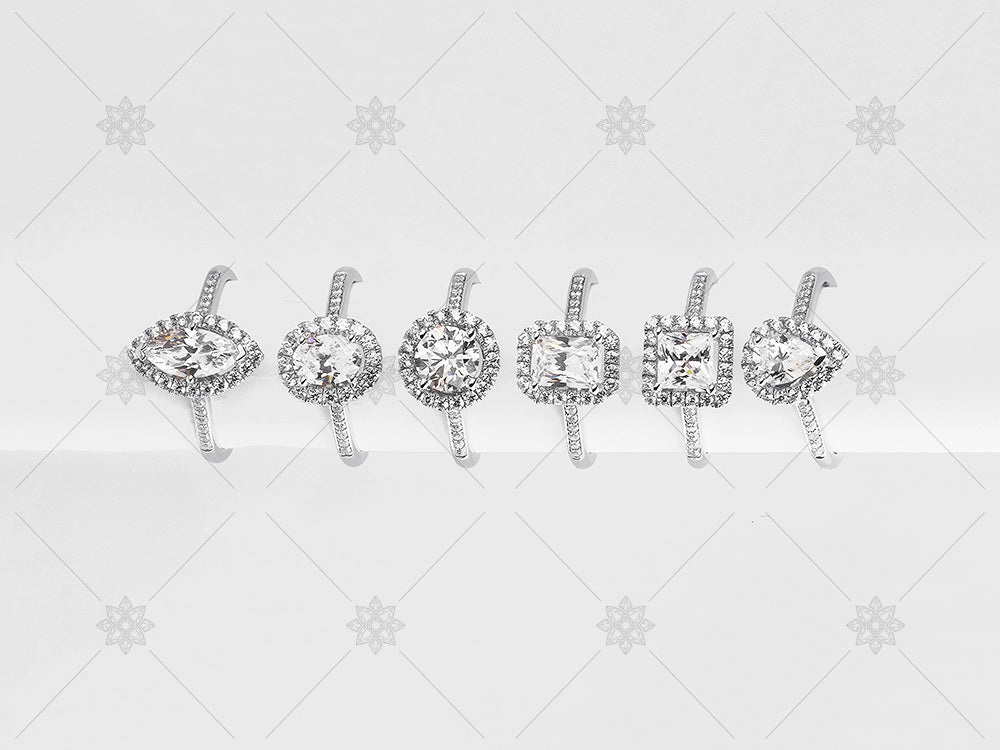 halo rings lineup