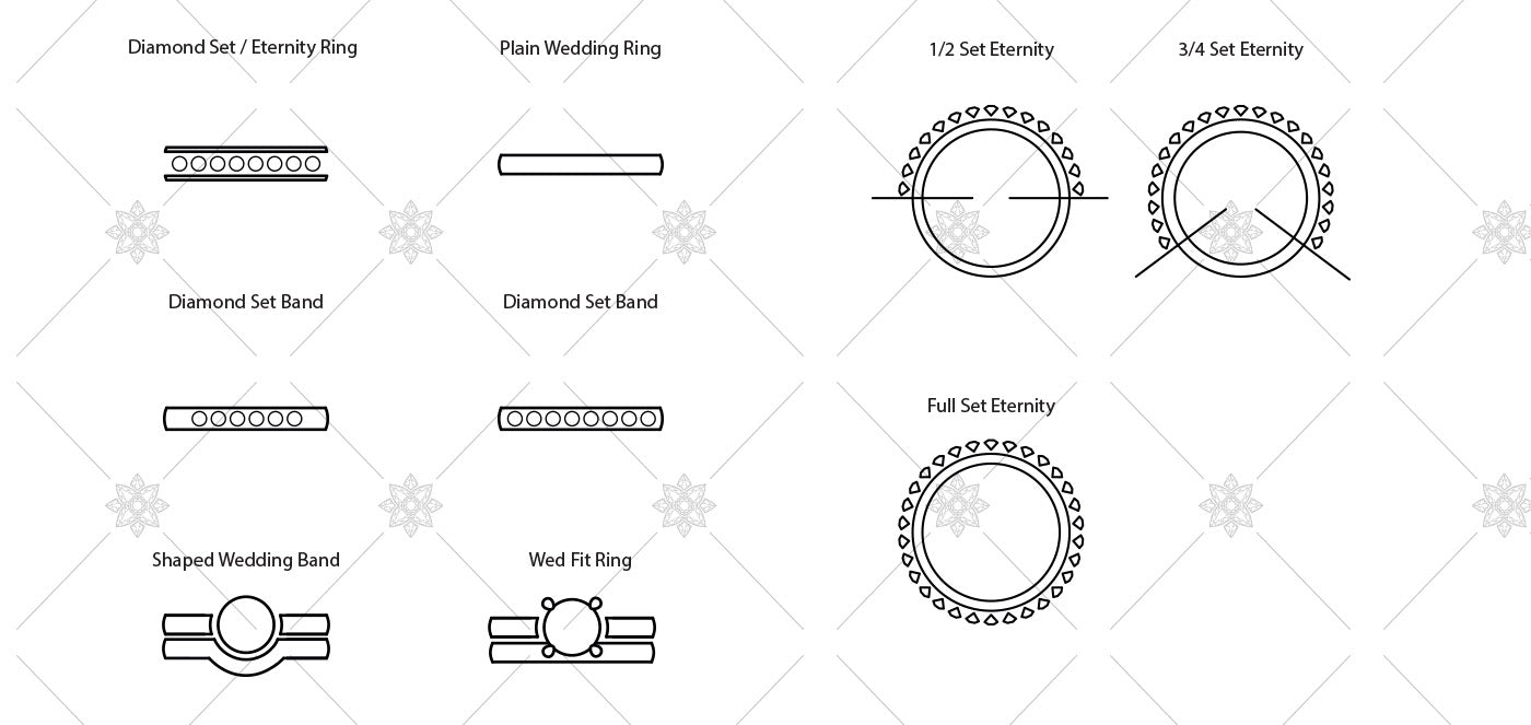 Wedding Rings Icons and Vector Graphics