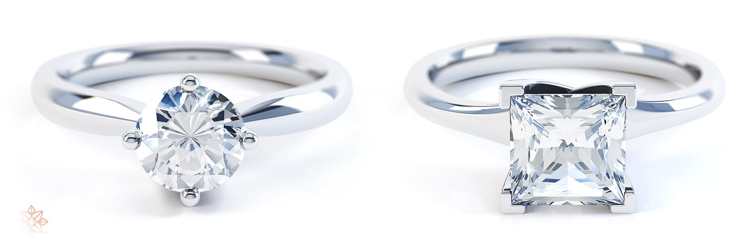 Diamond ring 3d cad render service
