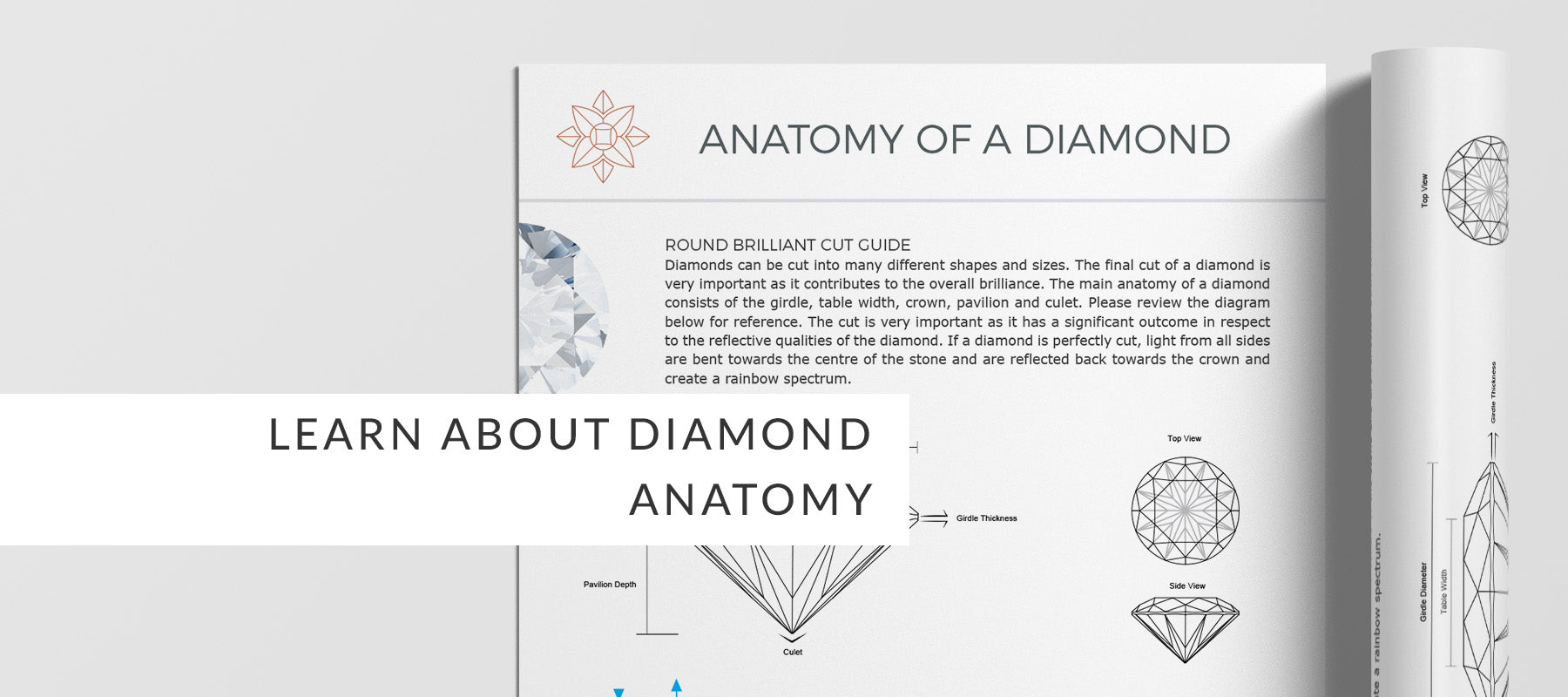 diamond anatomy charts
