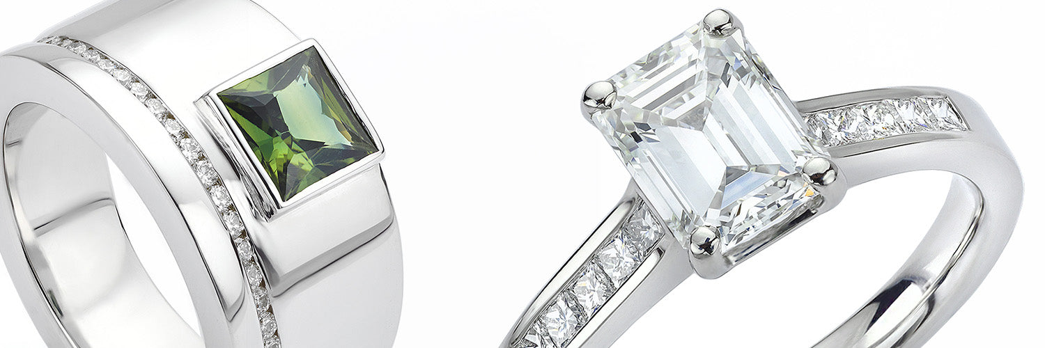 Professional Diamond Ring Photography