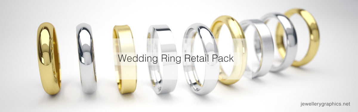 wedding ring marketing collection