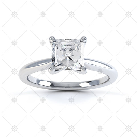 Square Diamond Ring Image Pack - 3002
