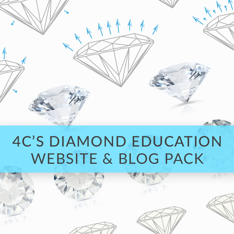 4C's Diamond Education Image Pack vol1 - MP021