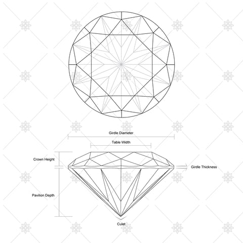 Anatomy of a Diamond Image - CJ008