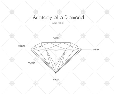 Anatomy of a Diamond Image - CJ009