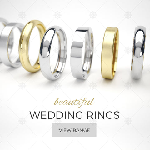 Wedding Ring Website Banner - B1001