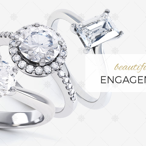 Engagement Ring Website Banner - B1003