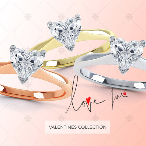 Valentines Day Jewellery Website Banner - B1005