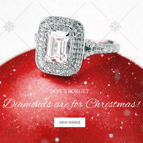 Christmas Diamonds website Banner - B1011