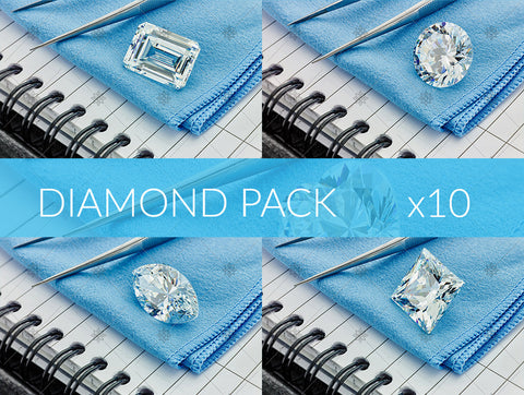 Diamond and cloth Pack  - MP020