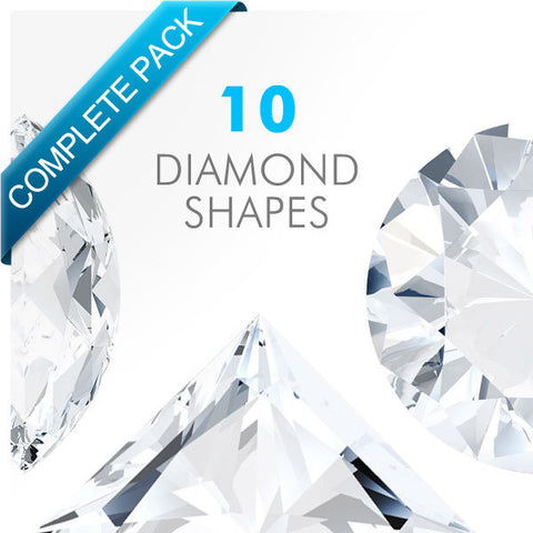 Complete diamond pack