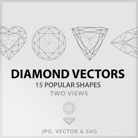 MP005 - Complete Diamond Illustration Pack