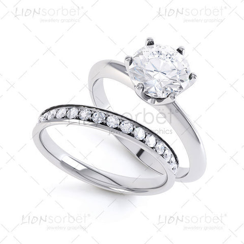 Diamond Eternity ring images
