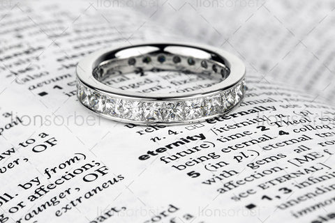 Eternity Ring and Dictionary - MJ1010