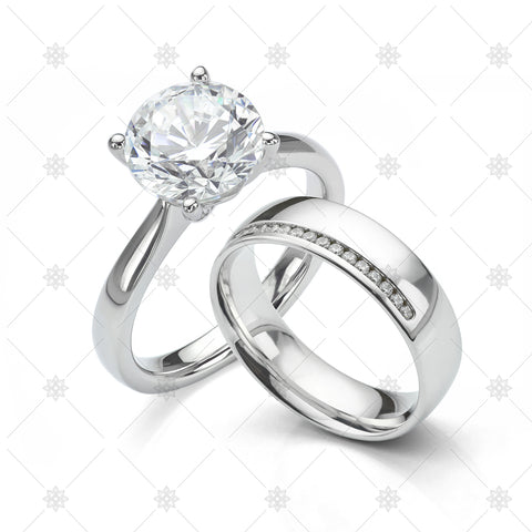 Perfect Solitaire ring - JG4069