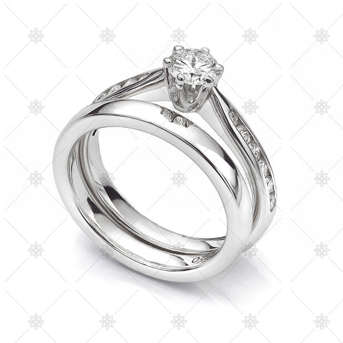 Wedding Ring set - JG4080