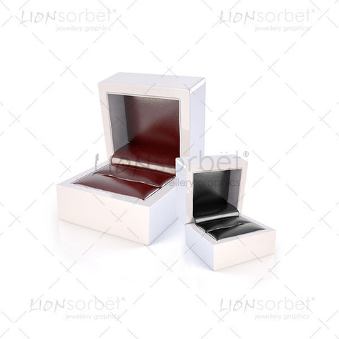 Image of ring boxes