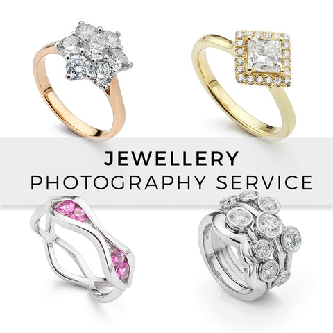 Jewellery Photography Service