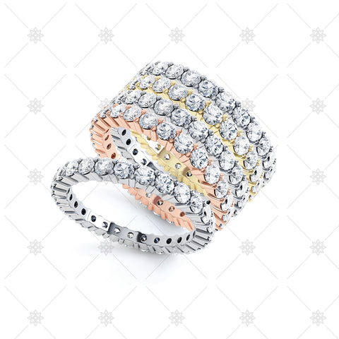 Stackables Ring Set 01 - LS1008