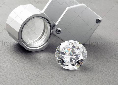Diamond Loupe and Diamond - MJ1011