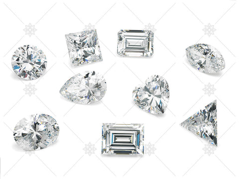 Diamond Shape Set - MJ1012