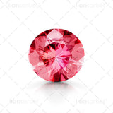 red topaz gemstone