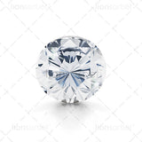 white topaz, diamond