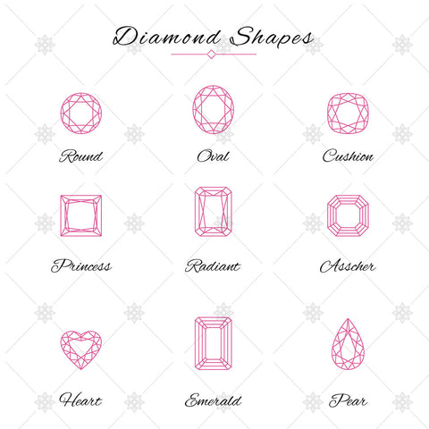 MP029 - Diamond Shapes Guide