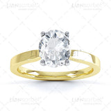 Oval Diamond Ring Image Pack