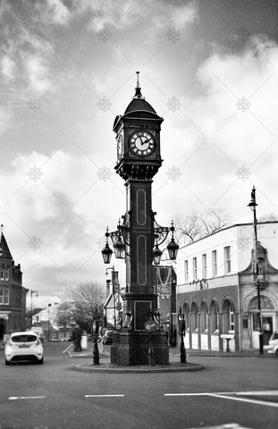 Birmingham Jewellery Quarter Clock Tower - PL1006