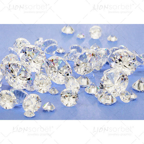 Loose-Diamonds-Blue background