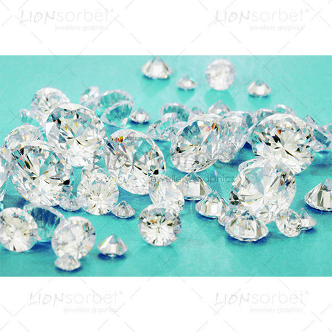 Loose-Diamonds-Green background