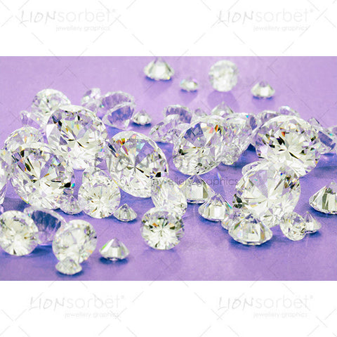 Loose-Diamonds-Purple background