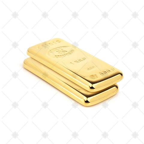 Gold-Bullion Double Stack - RT1048