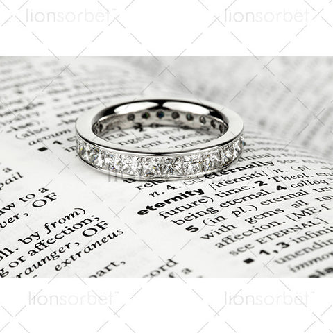 Eternity Ring on Dictionary Page