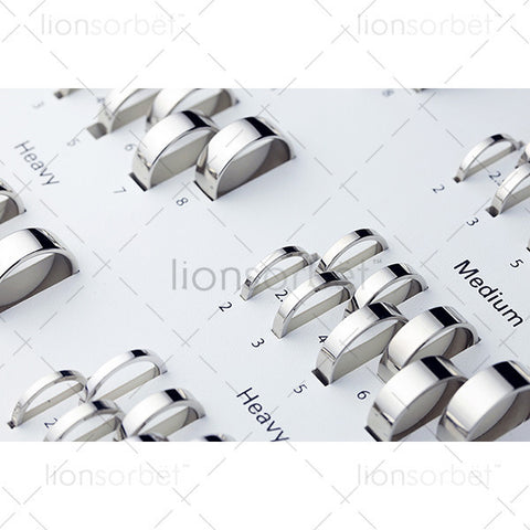 Wedding Ring Sample Set Tray