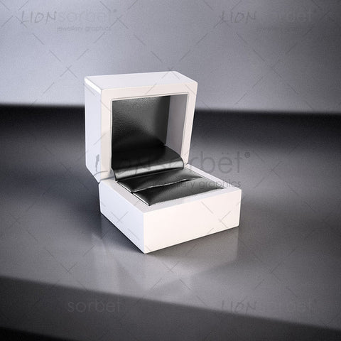 Ring Box Image on dark background