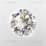 image of a diamond on white