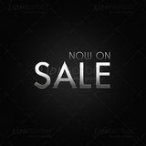 Sale Now On image for website use - web banner