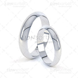 men and ladies wedding ring