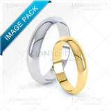 men and ladies wedding rings