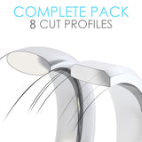 Wedding Ring Profile Images for web use