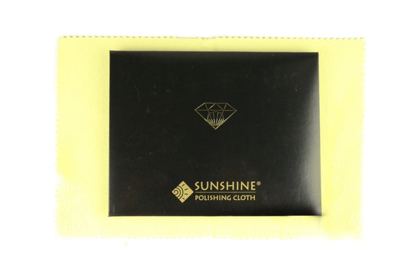Small Sunshine Polishing Cloth