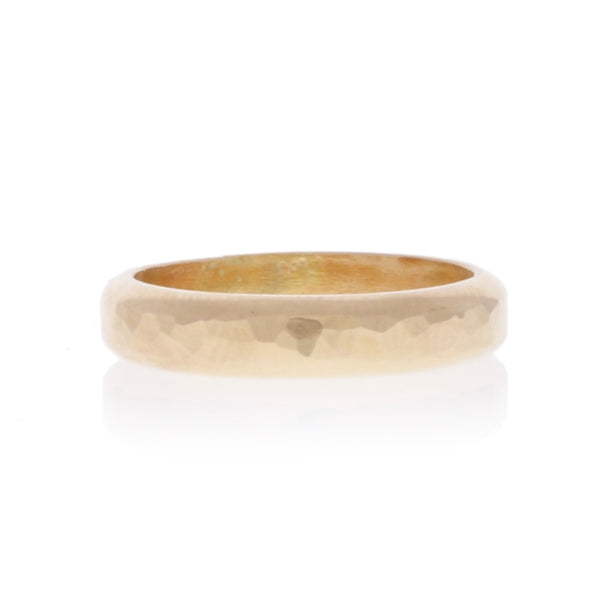Half Round Stacking Ring