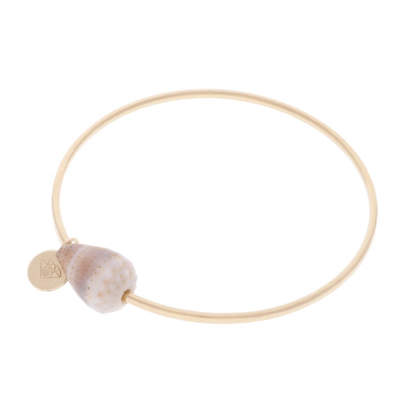 Hawaiian Cone Shell Bangle