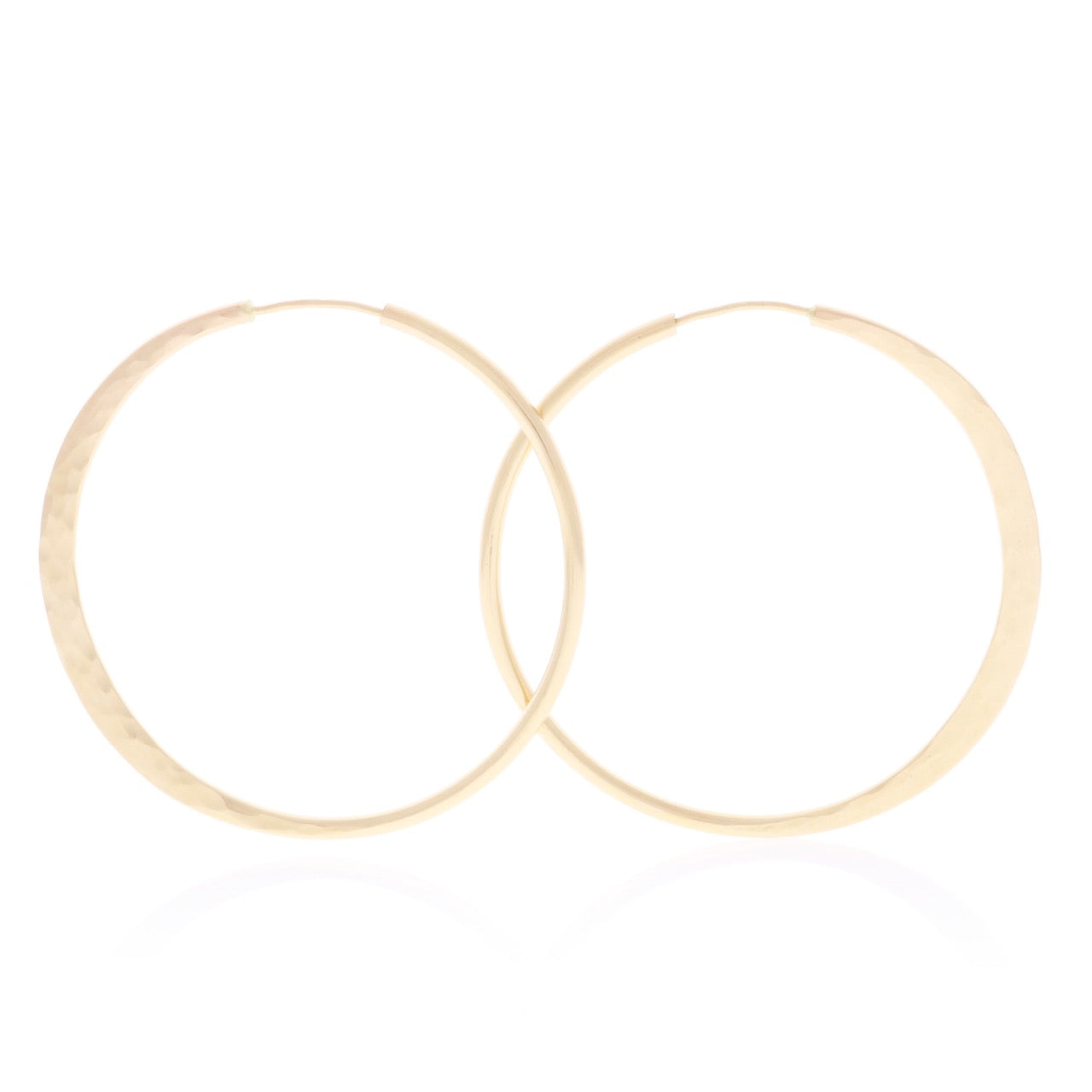 Endless Crescents Hoops